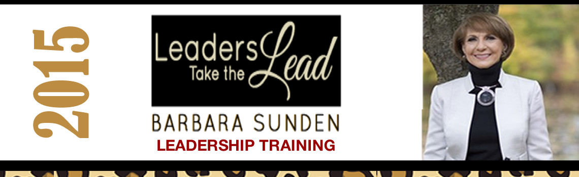 Leaders Take the Lead Leadership Training
