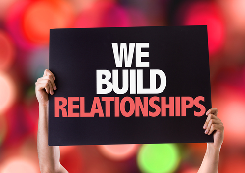 building relationship Building relationships each of us builds relationships differently here are two ways that as educators we can show our students we care about them as individuals.