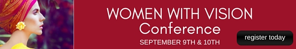 Barbara Sunden's Women with Vision Conference 2016