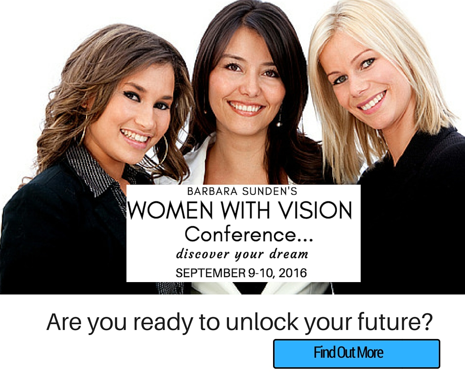 Women with Vision Conference Sept 2016