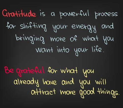 Tis the Season for Gratitude